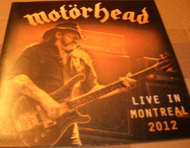 Live in Montreal 2012