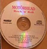 Rock´n`Roll, CLACD 284, silver disc