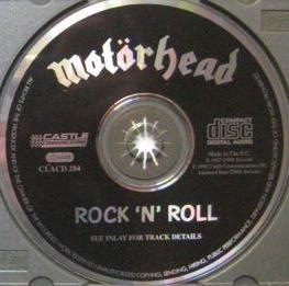 Rock´n`Roll, CLACD 284, black disc