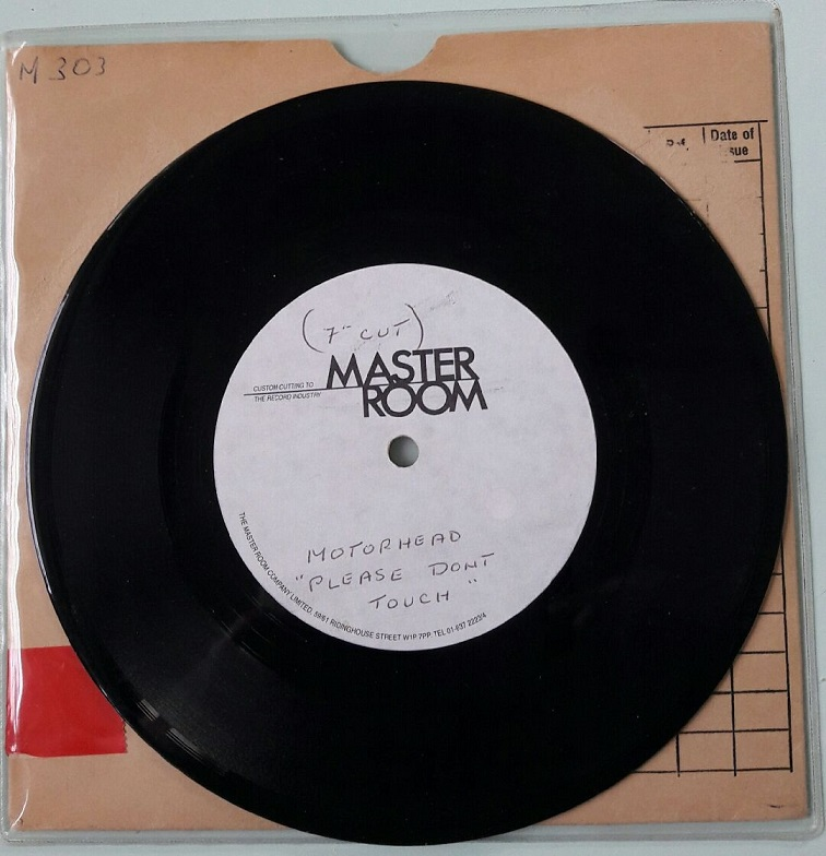 S:t Valentines Day Massacre, Acetate, UK, Master Room, 1 side